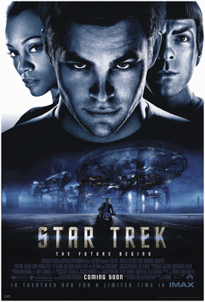 Star Trek XI - The Future Begins Poster